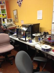 3D Printer Room