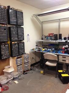 Electronics Room